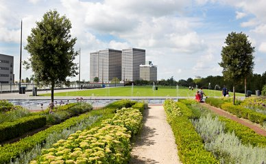Marconitorens Rotterdam Iris van den Broek