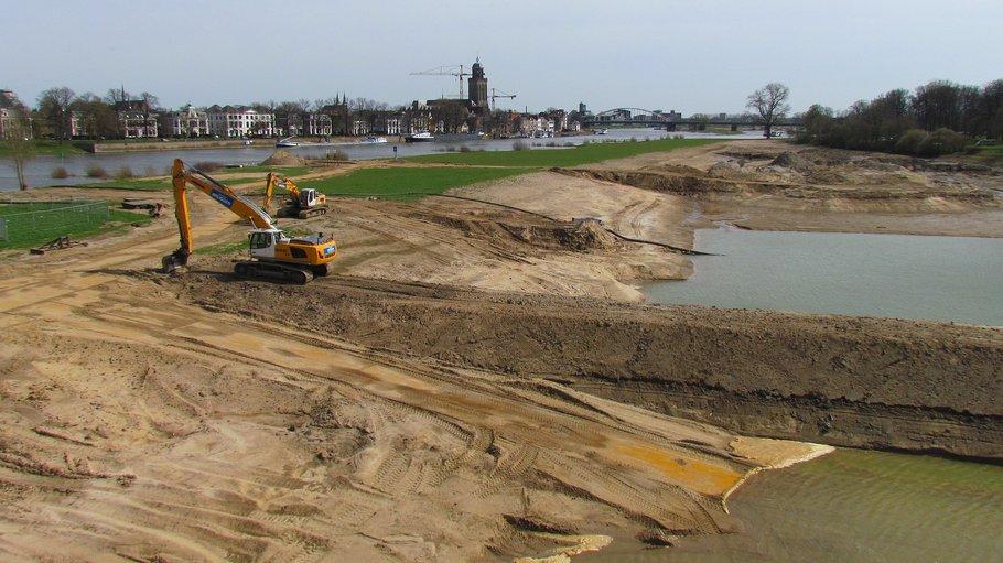 Ruimte voor de rivier: Deventer
