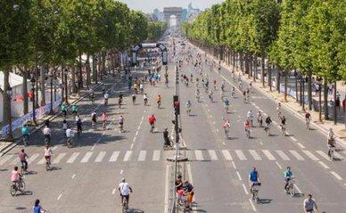 car free paris