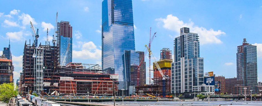 """Hudson Yards"" (CC BY 2.0) by Brian John Godfrey"