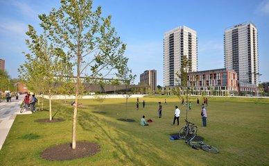 Regent Park Toronto Flickr