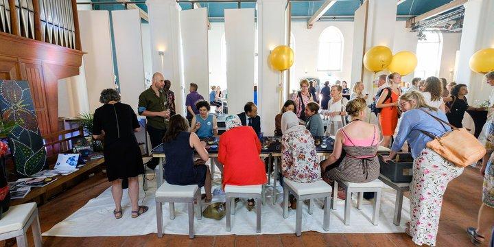 """""""10-jarig jubileum Fonds voor Cultuurpart"""" (CC BY 2.0) by Sebastiaan ter Burg"""