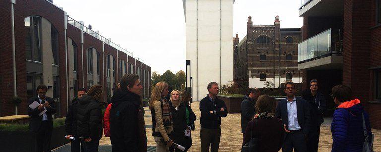 NEPROM Stadsvernieuwers on Tour: Inspirerende projecten in Utrecht - Afbeelding 3