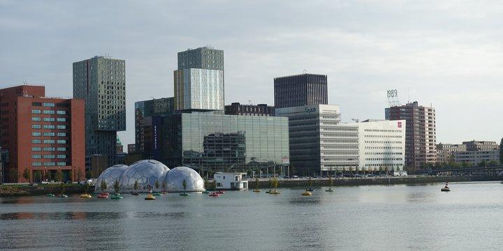 Rijnhaven in Rotterdam