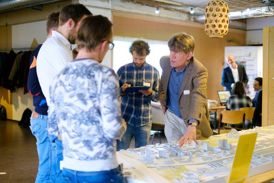 Slimcity bijeenkomst, vorm van participatie