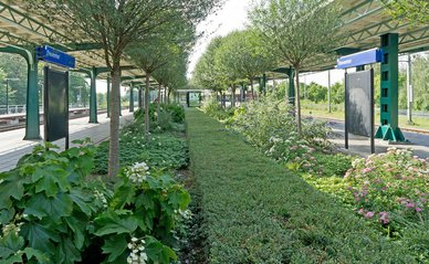 groen station