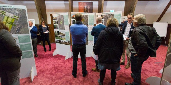 Inloopavond Schapenweide Bilthoven, 12-12-17