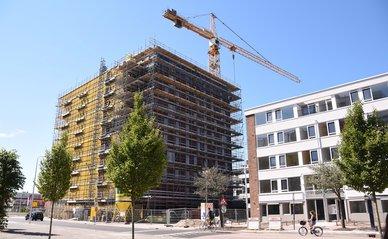 "FS Kanaleneiland bouw"" (CC BY-SA 2.0) by d66utrecht1"