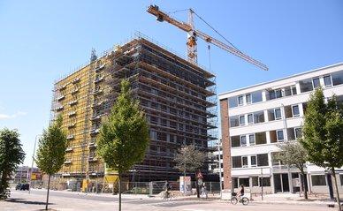 """FS Kanaleneiland bouw 2"" (CC BY-SA 2.0) by d66utrecht1"