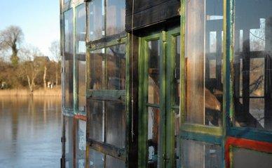 christiania, glass house