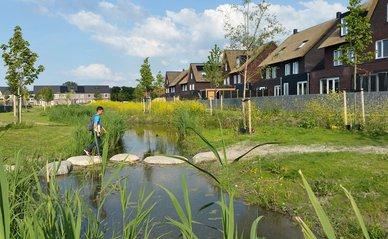 Klimaatadaptieve nieuwbouw in Boszoom, Pijnacker