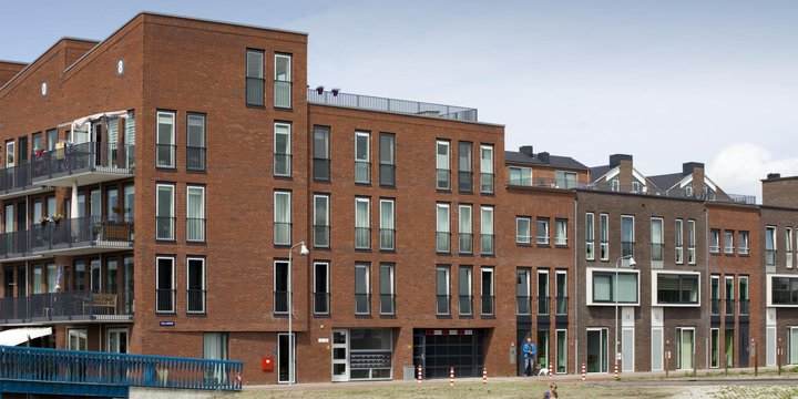 """woningbouw woning huizen residential   """"0257"""" (CC BY-ND 2.0) by www.topos.nl"""
