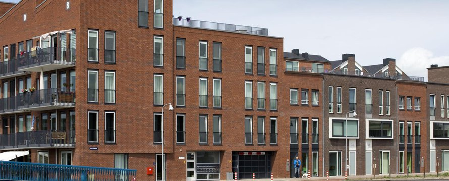"""woningbouw woning huizen residential 