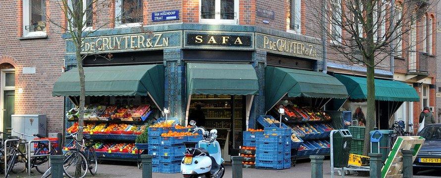 """'Safa' van Hogendorpstraat Amsterdam"" (CC BY 2.0) by FaceMePLS"