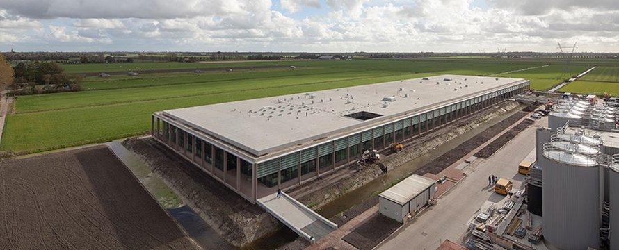 CONO kaasfabriek in Westbeemster