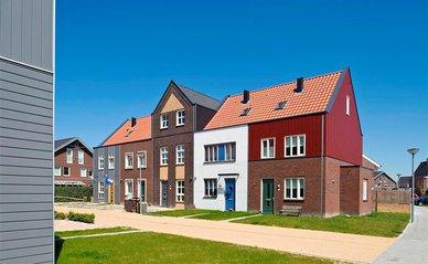 """woningbouw nieuw -> Polderweijde 003 (Large)"""" (CC BY 2.0) by mulderobdam"""