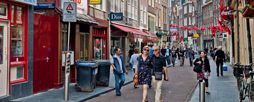 """Amsterdam street"" (CC BY-SA 2.0) by Sergey Galyonkin - Flickr"