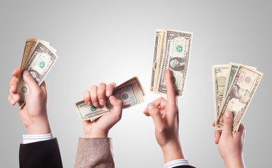 """Geld -> Money"""" (CC BY-SA 2.0) by 401(K) 2013"""
