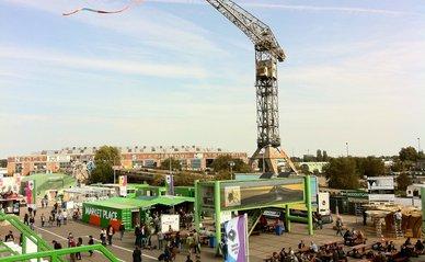 """NDSM Wharf Crane Amsterdam - 14"" (CC BY-SA 2.0) by andynash"