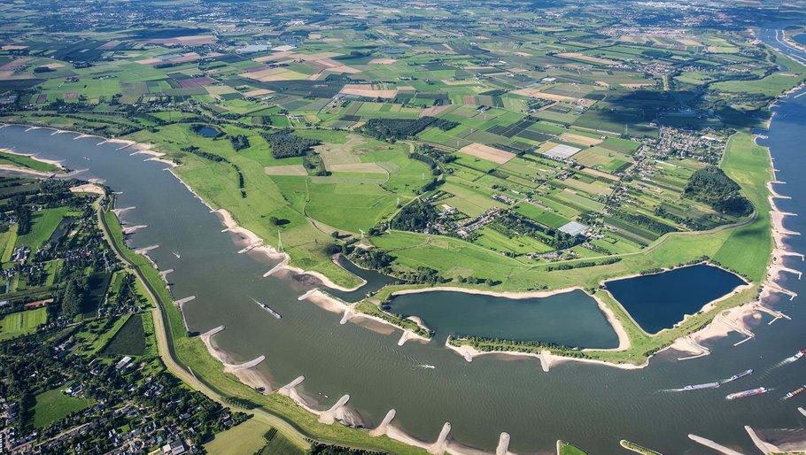 Waalsprong Nijmegen, Bron: Provincie Gelderland