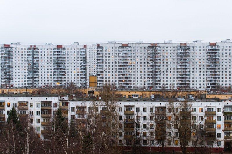Soviet-architectuur