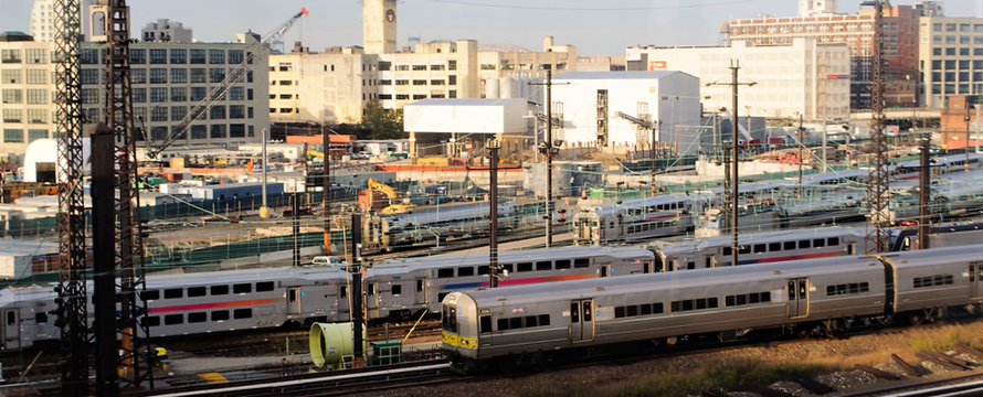 """Sunnyside Rail Yard, Long Island City, Q"" (CC BY-SA 2.0) by InSapphoWeTrust"