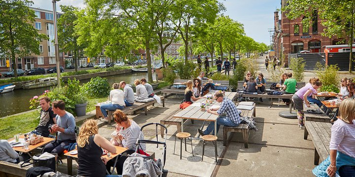Amsterdam M2 - Bron: AM.