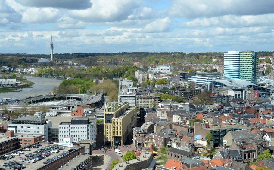 Arnhem Centrum West Rijn
