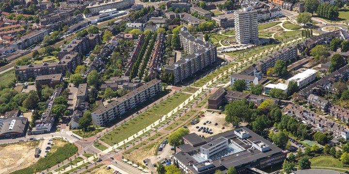 Aron Nijs Fotografie - Luchtfoto Maastricht