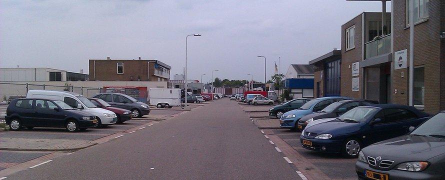 Utrecht, Bedrijventerrein Overvecht - Wikimedia Commons, 2020