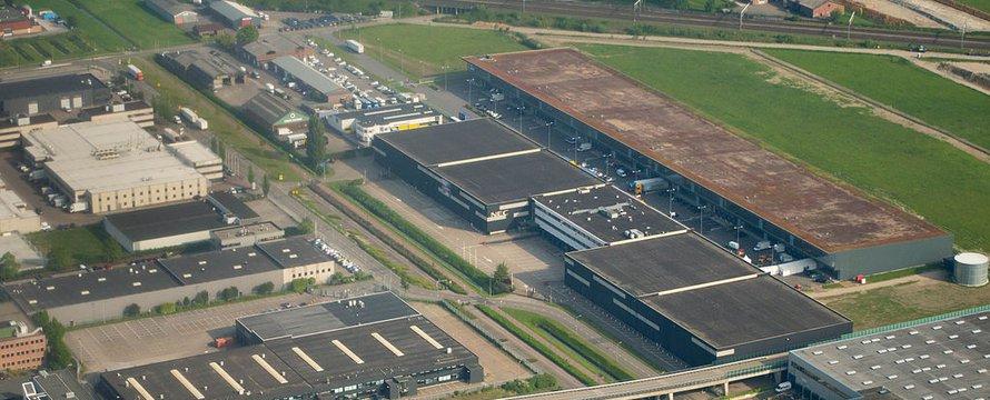 Bedrijventerrein de Hoek Hoofddorp, Wikimedia Commons