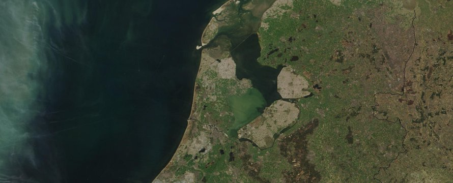 nederland aerial