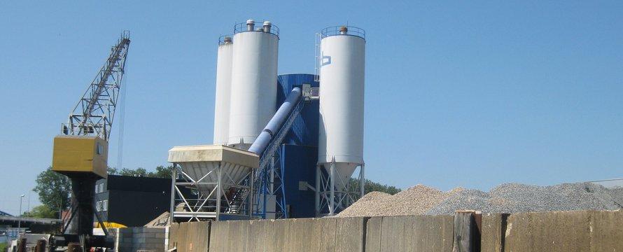 beton cement fabriek Diemen | Marion Golsteijn CC4.0