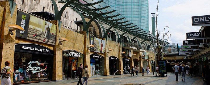 Beurstraverse Rotterdam Wikimedia Commons