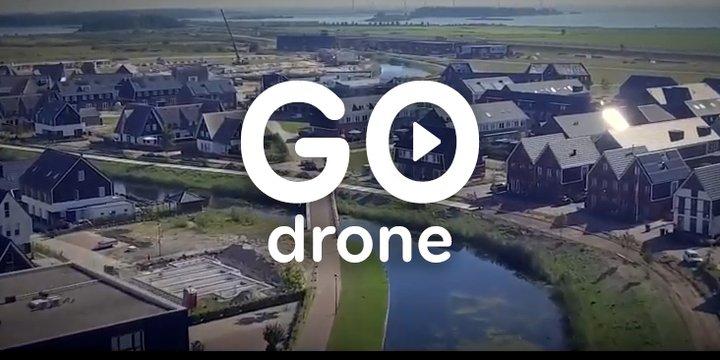 GO Drone: De Blaricummermeent, het wachten wordt beloond