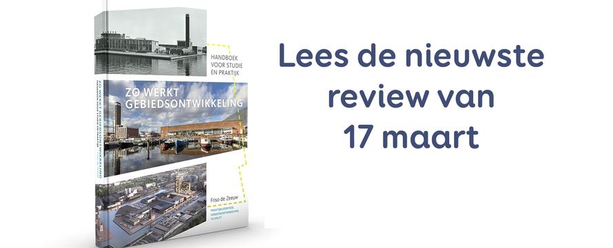 Boek review 17 maart