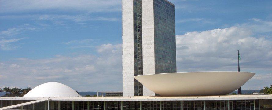 Nationaal Congres in Brasilia, Brazilië