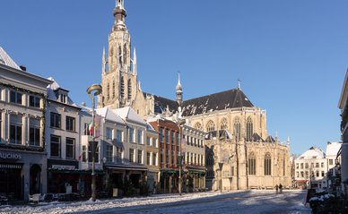 Breda | MichielverbeekNL Wikimedia Commons