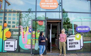 BuitenHuis Almere - Bianca Jansen