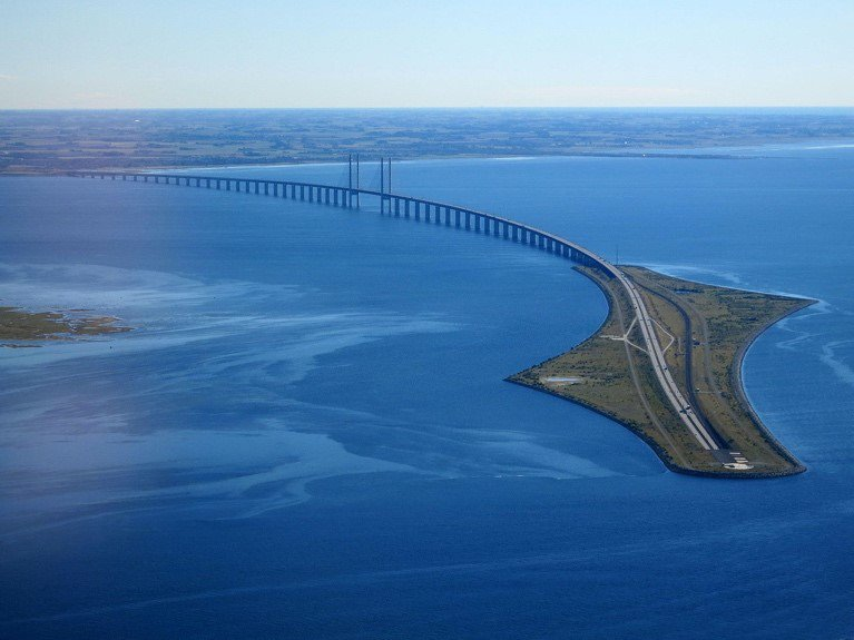 De Sontbrug Denemarken