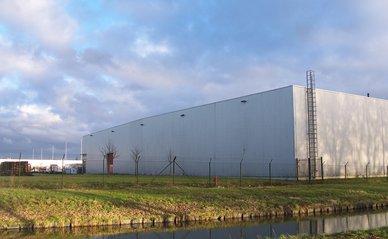 Distributiecentrum Delft