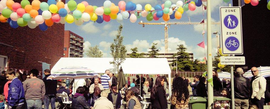 Den Haag_Buurtfeest De Verademing_Marco Raaphorst_CC BY 2.0