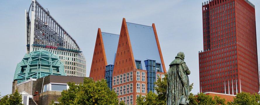 Haagse skyline straks highline