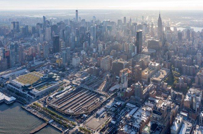 Far West Side New York