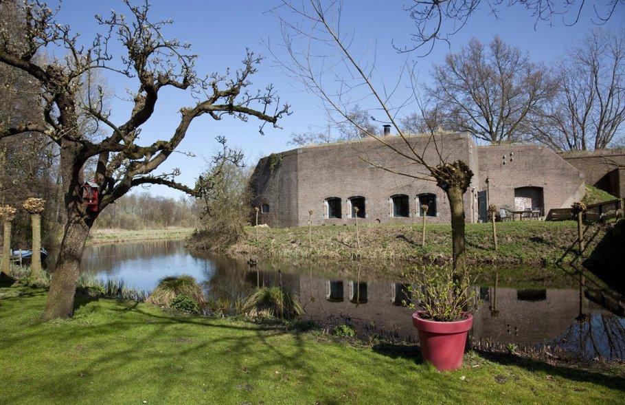 Fort Spion Loosdrecht