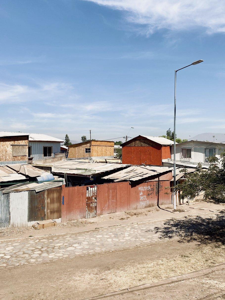 Lessen uit Chili, vervallen woningen - Hanneke Stenfert