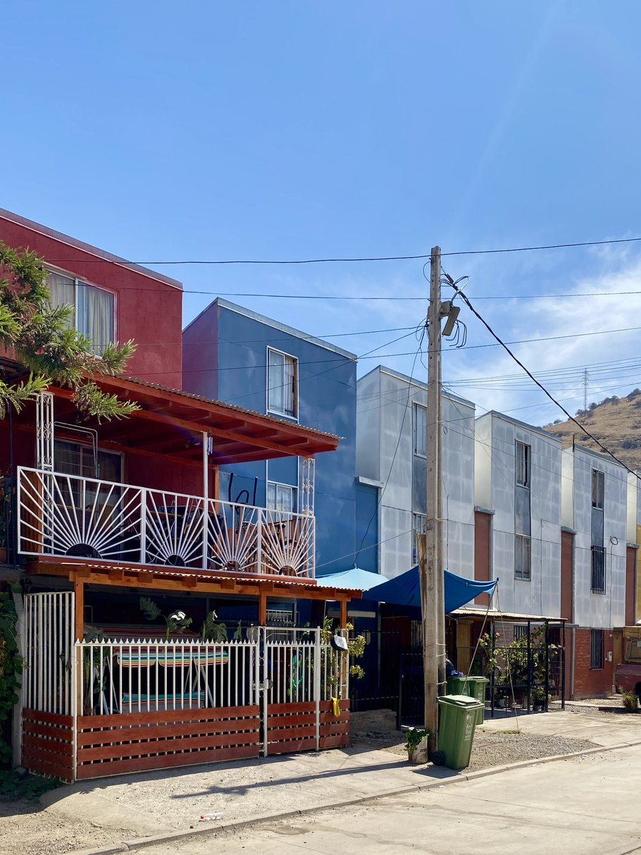 Lessen uit Chili gekleurde woningen - Hanneke Stenfert