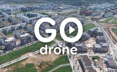 GO Drone Frankfurt Riedberg