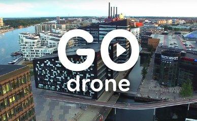 GO Drone Kopenhagen