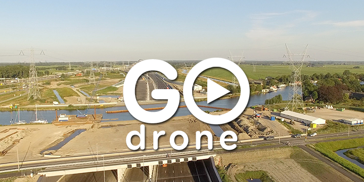 GO drone A1